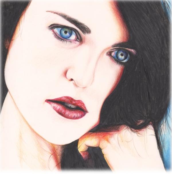 Katie McGrath by Cymbidium